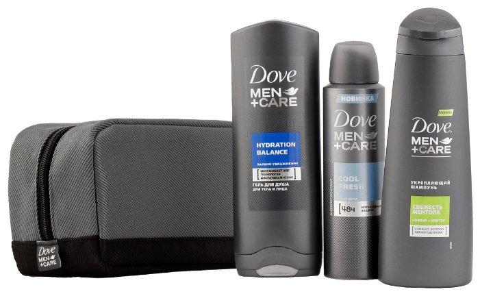Набор Dove Men+Care Свежесть и комфорт