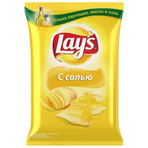 Чипсы Lay's картофельные С солью, 150 г