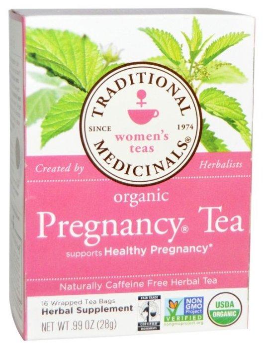 Чай TRADITIONAL MEDICINALS органический травяной 16 шт. (28 г)