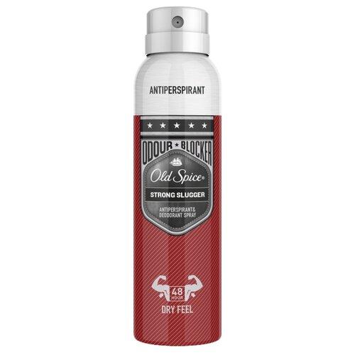Дезодорант-антиперспирант спрей Old Spice Odour Blocker Strong Slugger, 150 млДезодоранты<br>