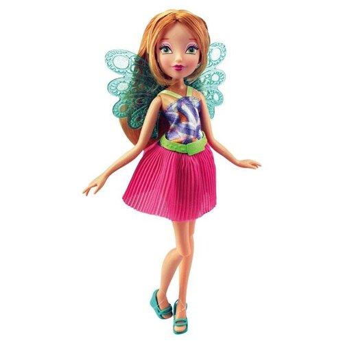 Купить Кукла Winx Club Волшебный питомец Флора, 27 см, IW01221502, Куклы и пупсы