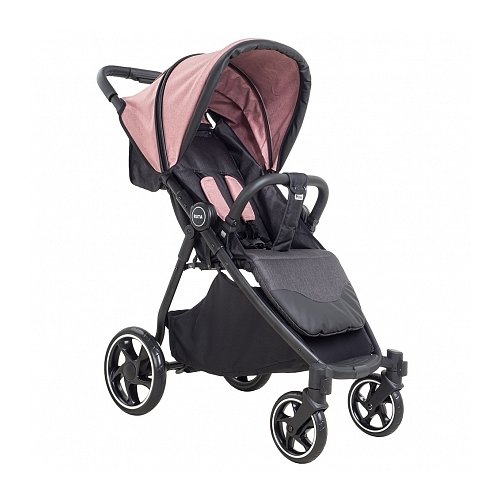 цена на Прогулочная коляска Pituso Ruta dusty pink/grey