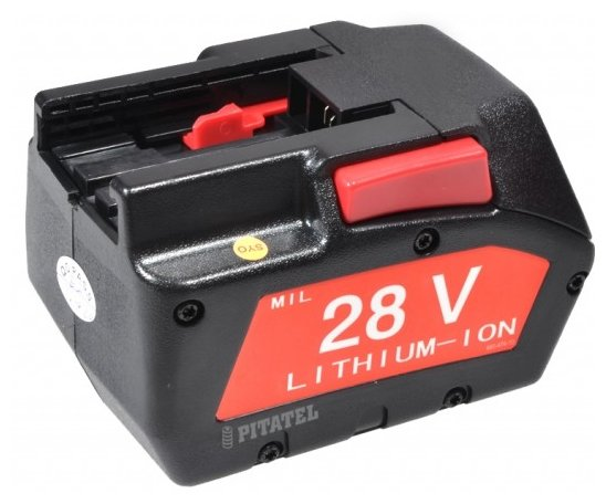 Аккумуляторный блок Pitatel TSB-213-MIL28-20L 28 В 2 А·ч