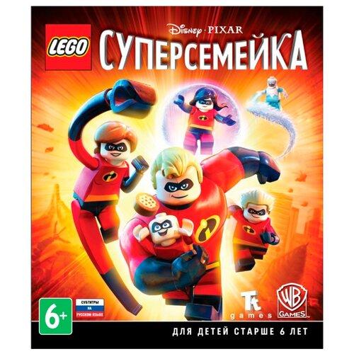Игра для Xbox ONE LEGO The Incredibles