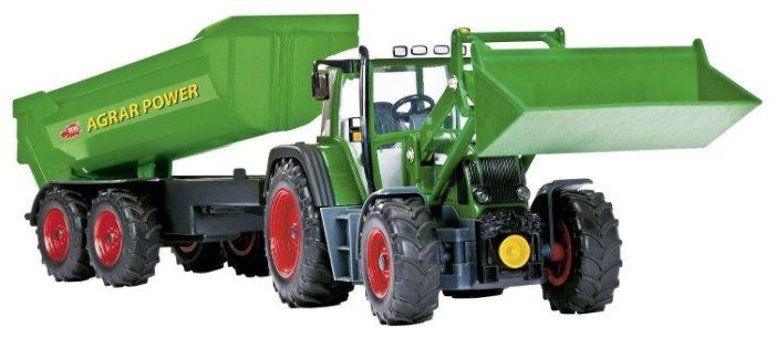 Трактор Dickie Toys Farmer Set (19266) 1:20 30 см