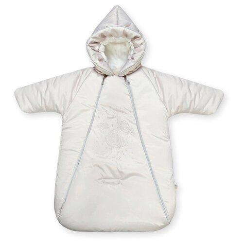 Купить Комбинезон-конверт Сонный Гномик Птенчик 954 бежевый, Теплые комбинезоны