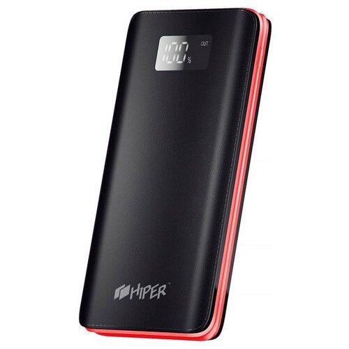 Аккумулятор HIPER BS10000 черный/красныйУниверсальные внешние аккумуляторы<br>