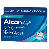 Air Optix (Alcon) Plus HydraGlyde (3 линзы)