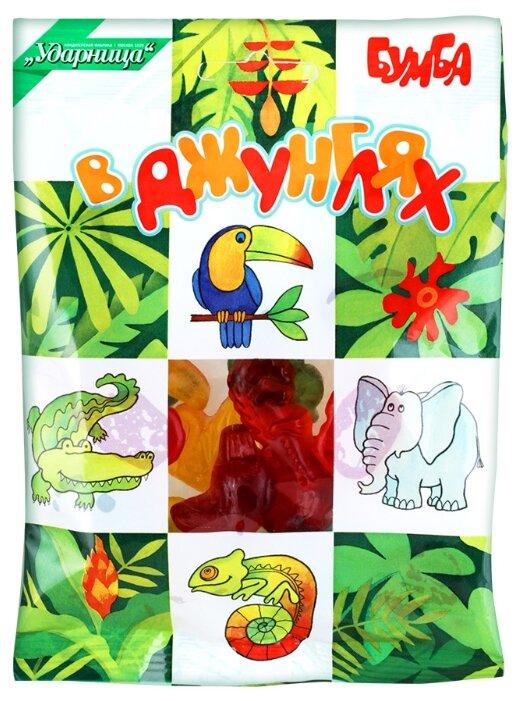 Мармелад Бумба В джунглях ассорти 105 г