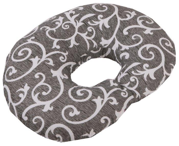 Подушка Body Pillow для кормления холлофайбер