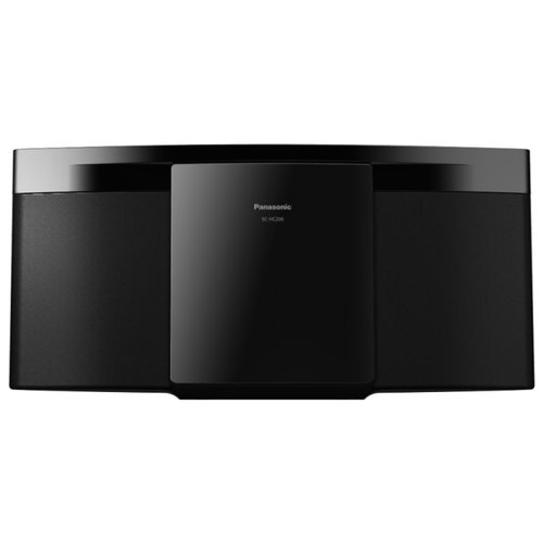 Музыкальный центр Panasonic SC-HC200EE-K цена 2017