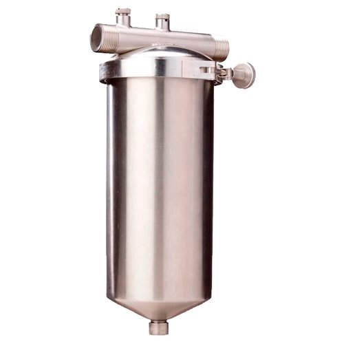 Фильтр магистральный Fibos Обезжелезивающий фильтр для ГВ 3000 л/час для холодной и горячей воды фильтр магистральный fibos премиум для холодной и горячей воды
