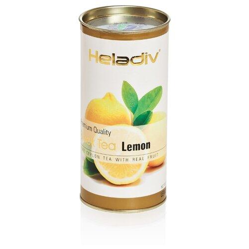 Чай черный Heladiv Premium Quality Black Tea Lemon, 100 гЧай<br>