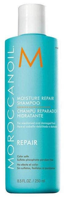 Moroccanoil Moisture Repair Shampoo - Шампунь увлажняющий восстанавливающий, 250 мл