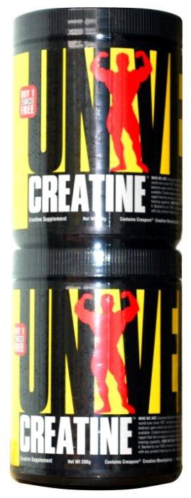 Креатин Universal Nutrition Creatine Powder (200+200 г)