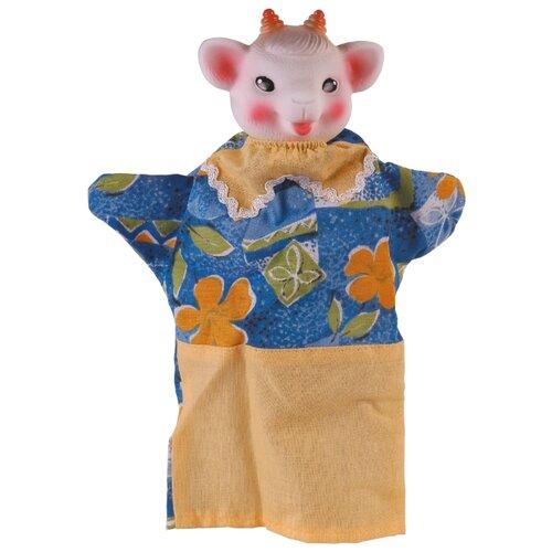 Фото - ОГОНЁК Кукла-перчатка Козленок (С-975) кукла огонёк арина с веснушками