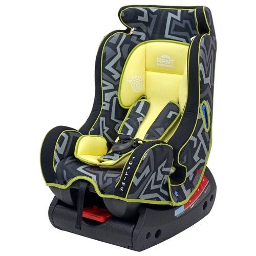 Купить Автокресло группа 0/1/2 (до 25 кг) RANT Top-Line, labirint yellow, Автокресла