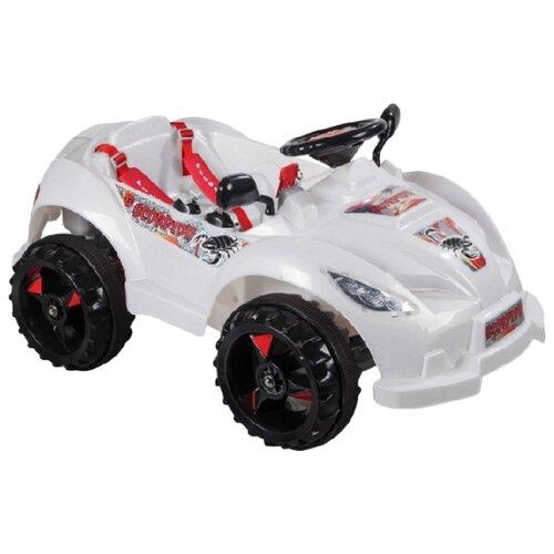 Купить Pilsan Автомобиль Scorpion белый, Электромобили
