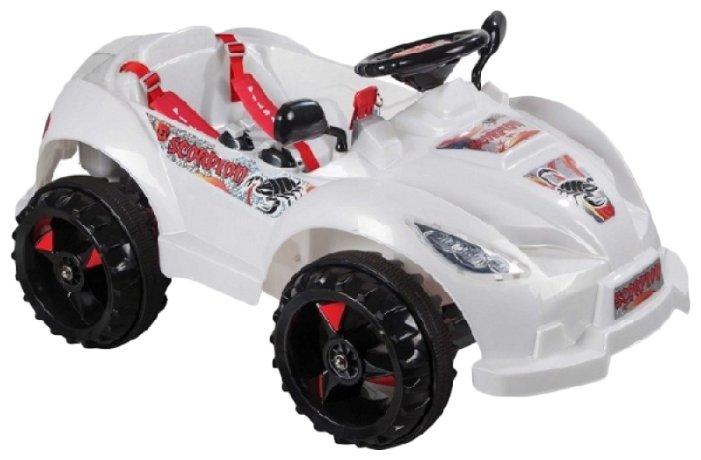 Электромобиль Pilsan Электромобиль Scorpion 12V