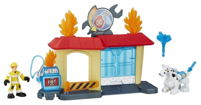 Игровой набор Hasbro Playskool Heroes B4964