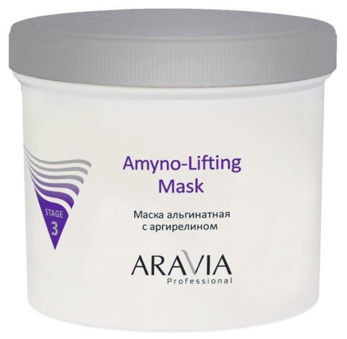Aravia Маска альгинатная с аргирелином Amyno-Lifting 550мл