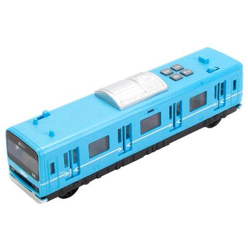 Купить ТЕХНОПАРК Вагон метро, FT1417, Наборы, локомотивы, вагоны