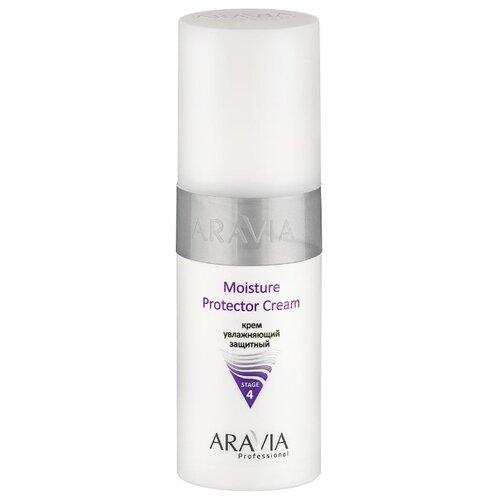 ARAVIA Professional Professional Moisture Protector Cream Крем увлажняющий защитный для лица, 150 мл aravia professional крем для лица балансирующий с матирующим эффектом 100 мл