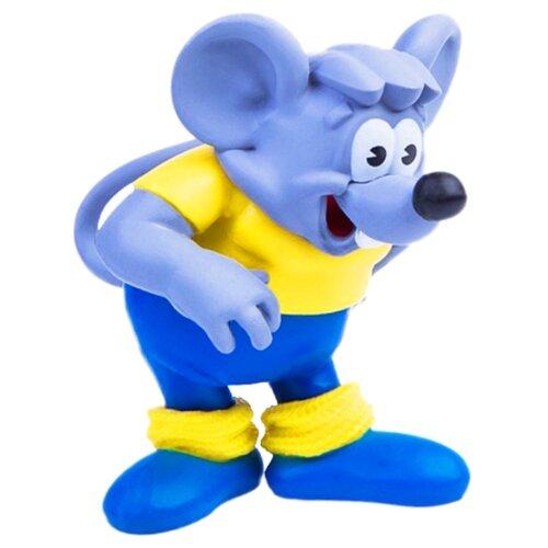 Купить Фигурка PROSTO toys Кот Леопольд - Мышь Cерая 301802, Игровые наборы и фигурки