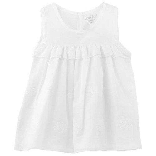 Купить Платье Free Age размер 86, белый, Платья и юбки