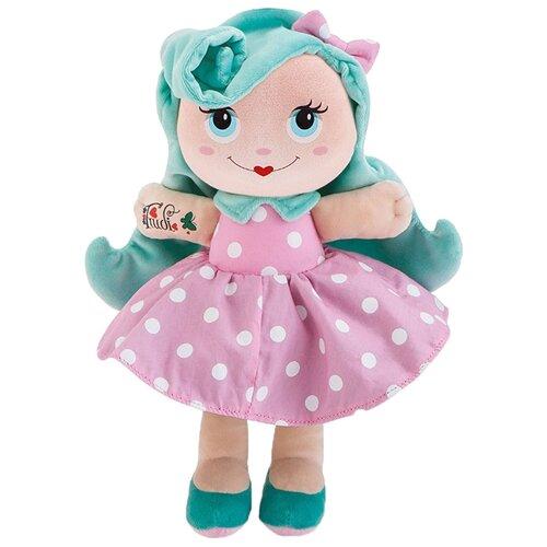 Мягкая игрушка Trudi Кукла с бирюзовыми волосами 28 см trudi собачка в стиле прованс 25 см trudi