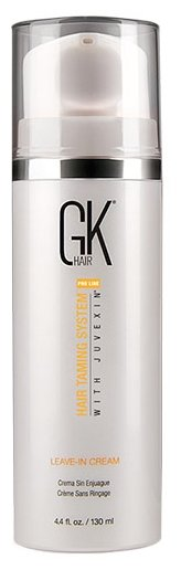 GKhair Leave-in Conditioner Cream Несмываемый кондиционер-крем для волос