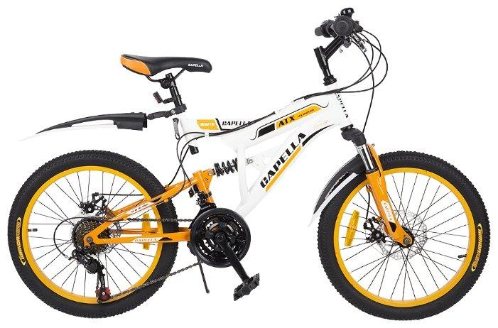 Подростковый велосипед Capella G20S650