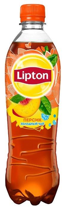Чай Lipton Персик, ПЭТ