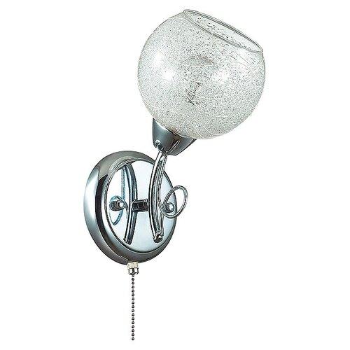 Бра Lumion Nevette 3063/1W, с выключателем, 60 Вт бра lumion kristalin 3065 1w с выключателем 60 вт