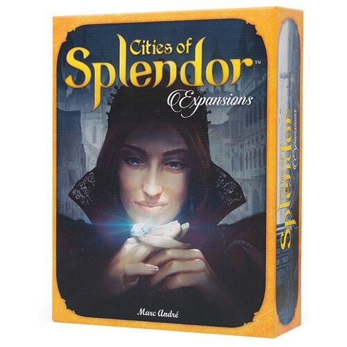 Дополнение для настольной игры Asmodee Cities of Splendor женское платье quality of national splendor zs14l1155 2015