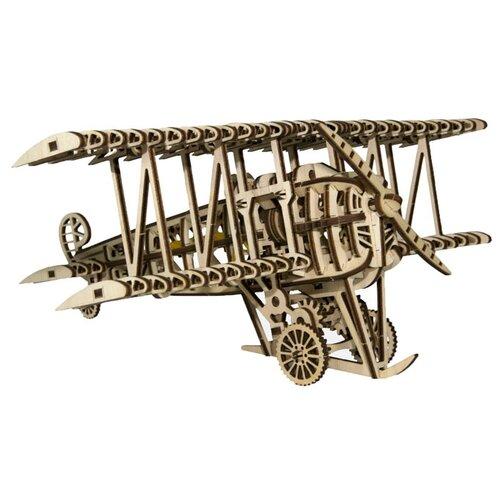 Купить Сборная модель Wood Trick Самолет (1234-14), Сборные модели