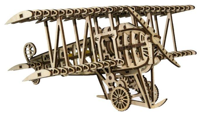 Сборная модель Wood Trick Самолет (1234-14),,