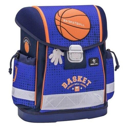 Купить Belmil Ранец Classy Basketball (403-13/651), синий, Рюкзаки, ранцы