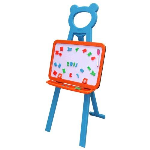 Купить Доска для рисования детская Play Smart Доска знаний (703) красный, Доски и мольберты