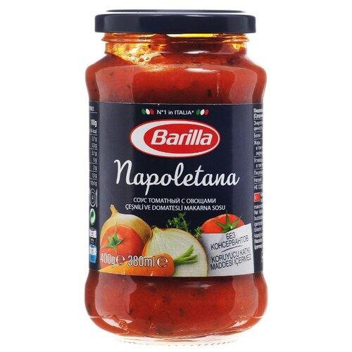 Соус Barilla Napoletana, 400 г соус barilla napoletana 400 г