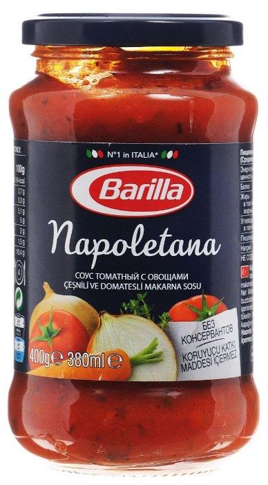 Соус Barilla Napoletana, 400 г