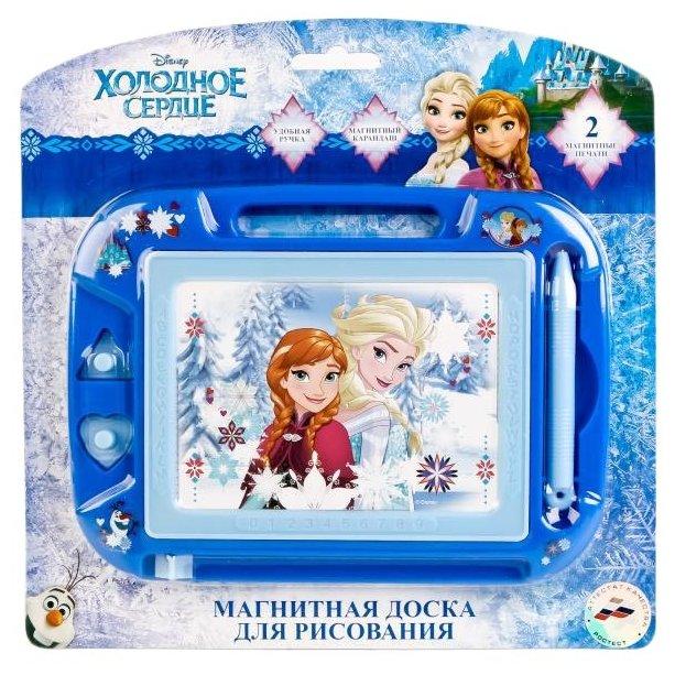 Доска для рисования детская Играем вместе Дисней Холодное Сердце (HS8006KF)