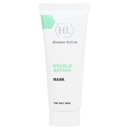 Holy Land Сокращающая маска Double Action Mask, 70 мл holy land astringent mask сокращающая маска 250 мл