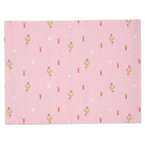 Купить Sonia Kids простыня 110х150 см Зайчик-садовод розовый, Постельное белье и комплекты