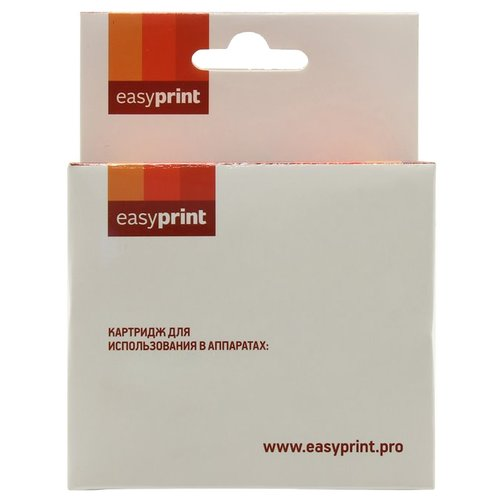Фото - Картридж EasyPrint IC-PGI520BK, совместимый картридж easyprint ic pgi450bk xl совместимый