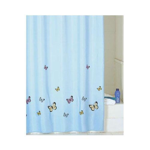 Штора для ванной IDDIS SCID031P / SCID032P 200x200 голубой