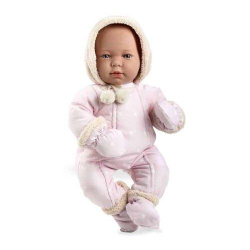 Купить Интерактивный пупс Arias Elegance в розовом комбинезоне, 45 см, Т11110, Куклы и пупсы