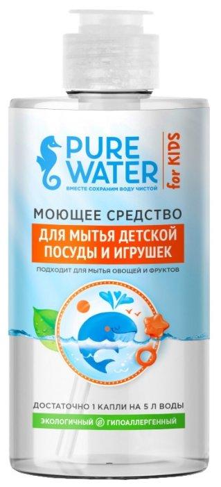 PURE WATER Средство для мытья детской посуды