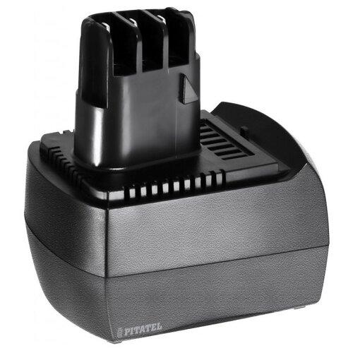 Аккумулятор Pitatel TSB-103-MET12A-20C Ni-Cd 12 В 2 А·ч аккумуляторный блок pitatel tsb 217 ae g 12c 20l 12 в 2 а·ч