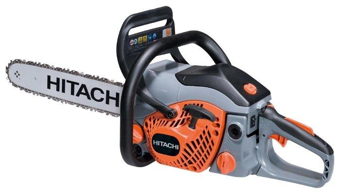 Цепная бензиновая пила Hitachi CS33EB
